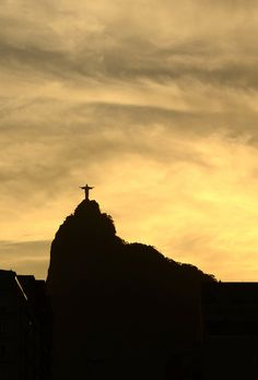 Corcovado Christ by Alan Seabra