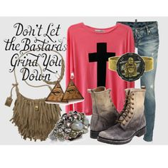 Just My Style, created by sharon-dudess-holloman on Polyvore