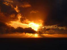 Sunset at #ByronBay #Australia