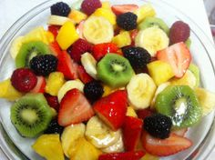 Fruit Salad #food #yummy #delicious