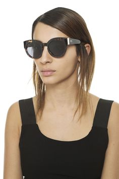 Chunky Cat Sunglasses by cheap monday