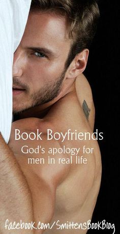 So true. Book boyfriends