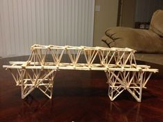 Picture of Toothpick Bridge Project