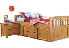 Beds to get for the older 2 kids @ Rooms to go kids