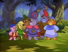 """Seriously, what kid didn't/wouldn't love this show?   The 13 Best """"Disney Afternoon"""" Shows"""