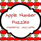 This packet contains five sets of number puzzles. Each set has a puzzle for practicing counting 1-5, counting 1-10, counting by 10s to 100, and cou...