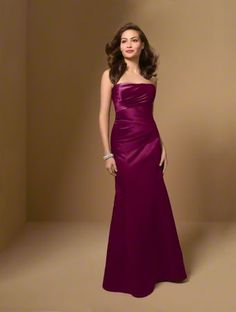 Today's Bride and Formal Wear-Alfred Angelo Bridal Style 7006 from Bridesmaids