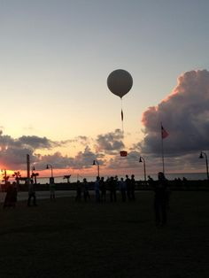 A weather balloon launched for a good cause resulted in some pretty super photos.