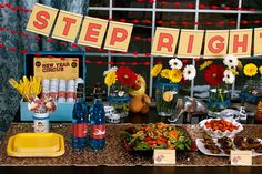 Vintage_Circus_Party_Food_Table_Left