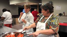 Things are cooking at the Goldring Center for Culinary Medicine at Tulane University where students are learning how to use food as medicine. The center prov...