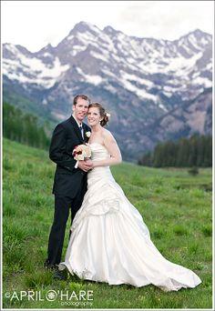 Colorado's Best Destination Wedding Photographer