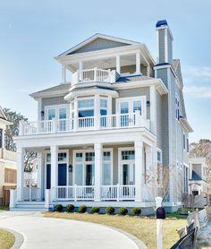 Beautiful house on the coast