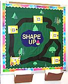 TOPIC:  2-Dimensional Shapes
