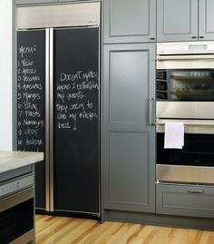 blackboard paint home decor