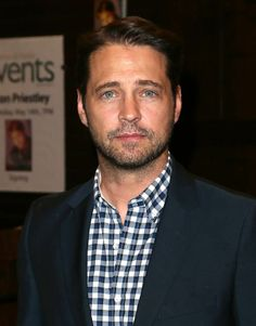 """Jason Priestley attends a signing for his book """"Jason Priestley - A Memoir"""" at Barnes & Noble at the Grove Los Angeles on May 14, 2014. Check out other Celebs Spotted at Barnes & Noble at the Grove! http://celebhotspots.com/hotspot/?hotspotid=23576&next=1"""