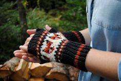 foxi friend, fair isl, friends, wool fair, fingerless mitt