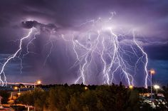 Albuquerque, New Mexico  Photo by Bud Branch   http://www.pixoto.com/images-photography/landscapes/weather/albuquerque-thunderstorm-33550615