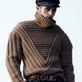 sweater, menswear daredevil, vman, menswear editori, 2012 menswear, style, men fashion, knit, nathaniel goldberg