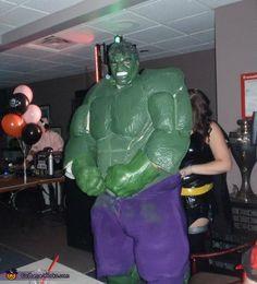 Hulk - 2012 Halloween Costume Contest