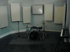 more diy acoustic panels