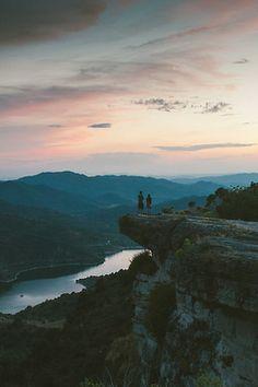 view mountains landscapes