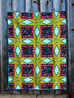Pie Lady Quilts: Mustang