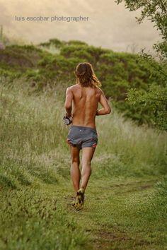 Krupicka, ultra runner