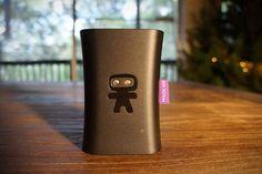 The Ninja Blocks are like Digital Butlers #doorbells trendhunter.com