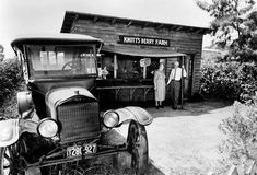 Vintage Photos: The Knott's Berry Farm You May Not Know