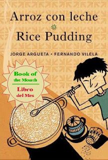 Latin Baby Book Club: October's BOM: Arroz con leche/Rice Pudding