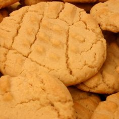 A �peanut butter cookie recipe that is very peanut buttery, not too sweet or dry...a keeper. Peanut Butter Cookies Recipe from Grandmothers Kitchen.
