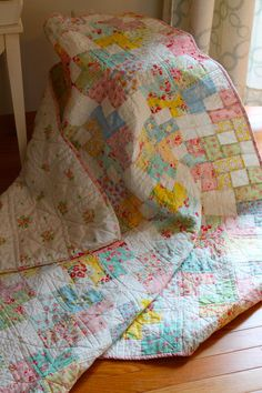 Sewn With Grace: Swell Quilt