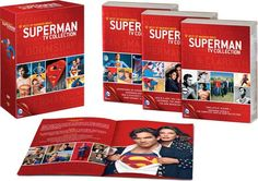 Date, Cost, Packaging, Contents for 'Best of Warner Bros.: Superman TV Collection'
