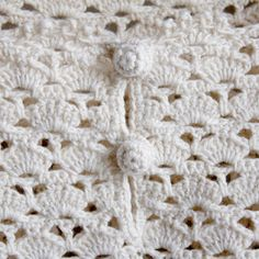 crochet button Video tutorial ✿⊱╮Teresa Restegui http://www.pinterest.com/teretegui/✿⊱╮