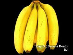 Harry Belafonte  Day-O ( Banana Boat )