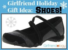 Girlfriend-inspired gifts for the holidays!http://girlfriendology.com/10277/girlfriend-gifts-fun-friend-inspired-holiday-gifts/ #shopping #christmas #gifts Sketchers shoes girlfriend gifts