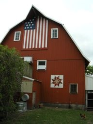 Country Threads has a line of barn quilts.