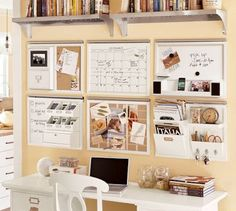 Organizing Ideas for Home Offices