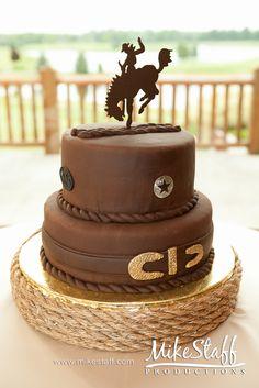 Faith's wedding cake :3