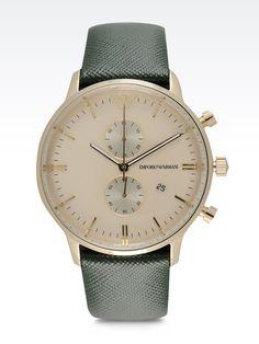 it's a beauty // #watch #armani