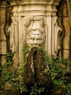 Fountain in Aix-en-Provence