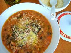 Memories of Ribollita - Proud Italian Cook