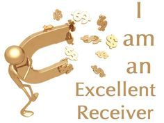 Wealth Affirmation Gratitude and Receiving