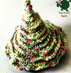 Christmas Tree Hat | This hat reminds us of How The Grinch Stole Christmas!