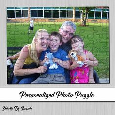 Personalized Photo Puzzle - Your Photo Puzzles