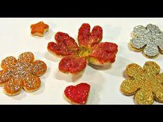 Tutorial: Flores y figuras de cascara de naranja.