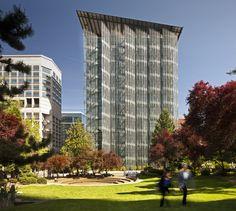 Edith Green-Wendell Wyatt Federal Building, Portland