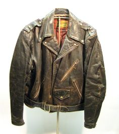 Vintage Jackets and Clothing on Pinterest | Motorcycle Clubs, Leather