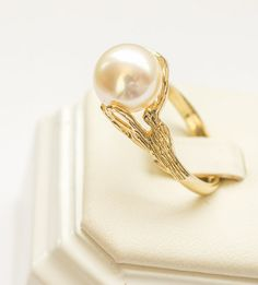 Pearl & gold