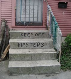 no hipsters please